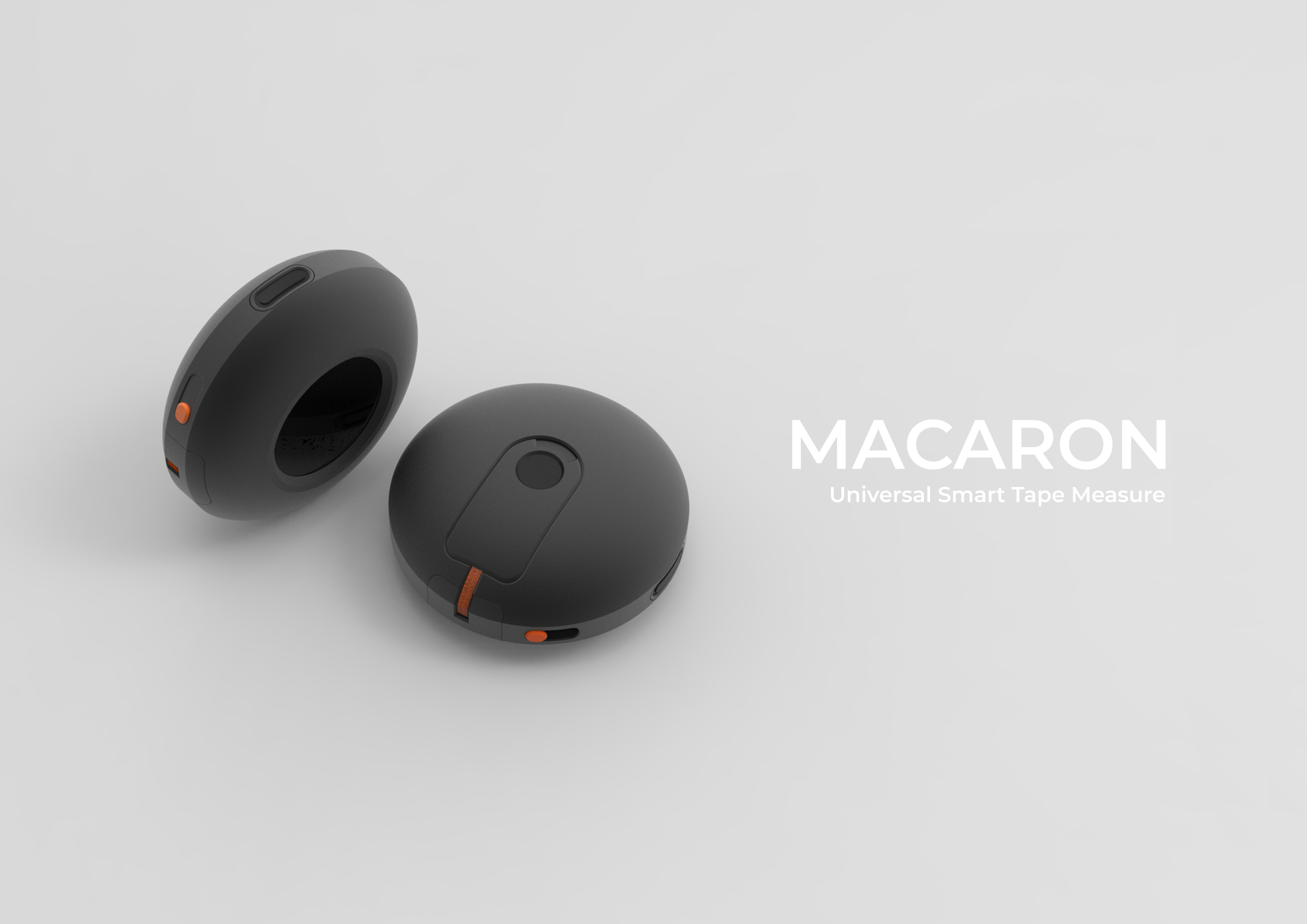 macaron universal access smart tape measure james dyson award