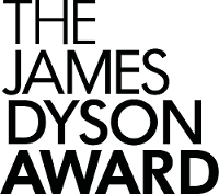 The James Dyson Award logo. This is a link to the homepage.